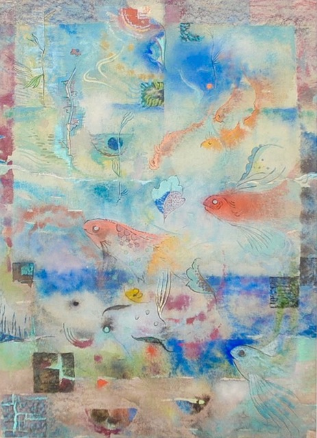 , 'Under the Sea Tapestry,' , Amanda Winstead Fine Art