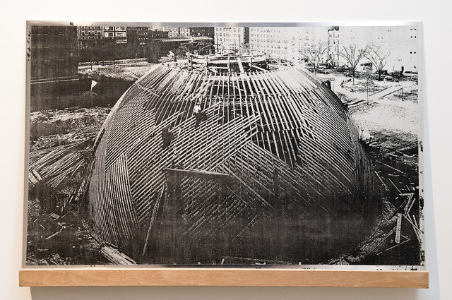 , 'Anton Tedesko (Hayden Planetarium, 1934),' 2010, Federica Schiavo Gallery