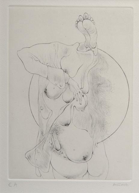 , 'A Sade #4,' 1961, Hieronymus