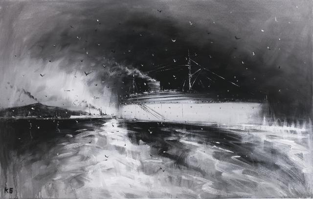 "Konstantin Batynkov, '""Life is all around us 4""', 2019, Krokin Gallery"