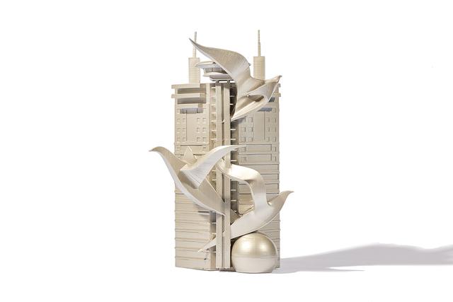 , 'Pigeon's House (Maquette),' 2016, Cass Sculpture Foundation