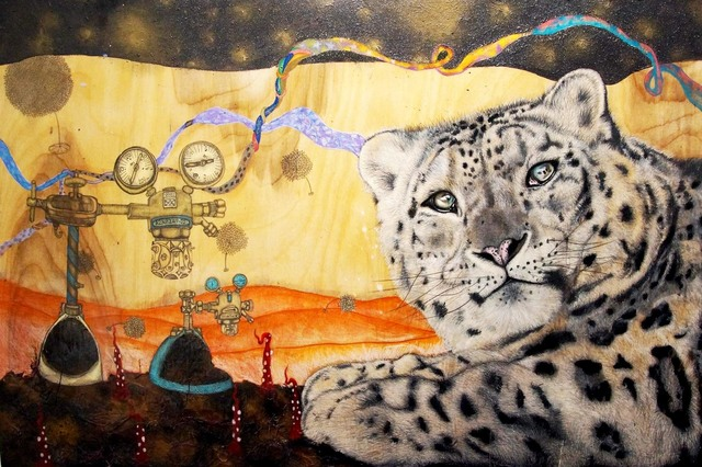 , 'Snow Leopard,' 2015, Artify Gallery