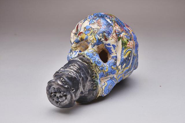 , 'Small Skull,' 2002, Catharine Clark Gallery