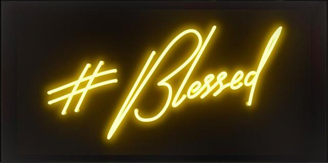 David Drebin, '#Blessed', 2017, Art Angels