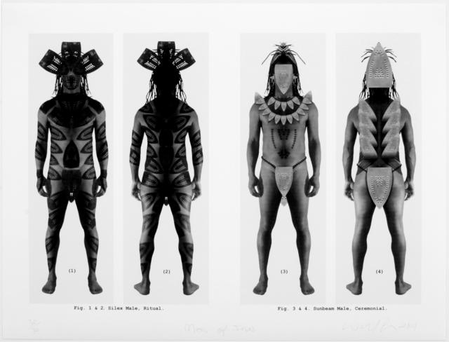 , 'Men of Iron,' 2004, 50 Golborne
