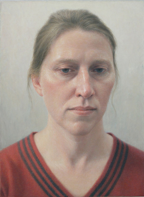 , 'Erica in a Red Sweater,' 2012, Forum Gallery