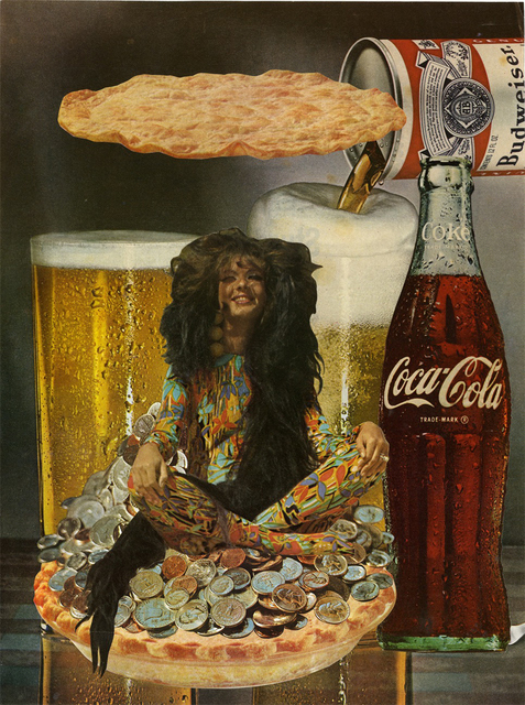 , 'FOOD LEVITATION,' 1981, Anglim Gilbert Gallery