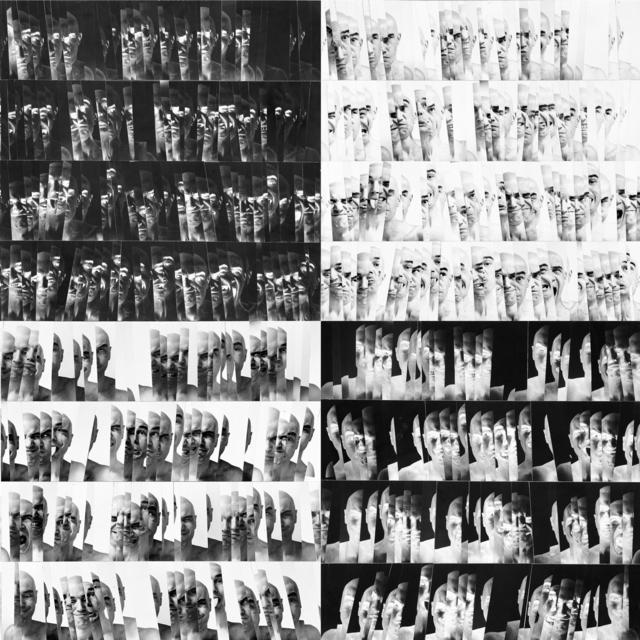 Michel Hosszu, '1/2 DROITE 1/2 GAUCHE', 1982, Poulpik Gallery
