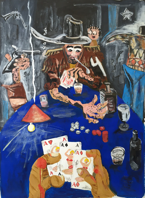 , 'Good Hand ,' 2015, The Lionheart Gallery