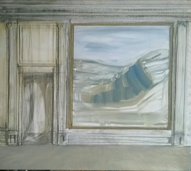 , 'Mountain in the Room,' 2018, Octavia Art Gallery