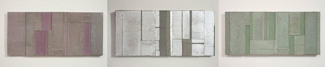 , '朴(三联之二),' 2014, Triumph Art Space