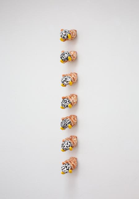 Juan Pablo Garza, 'Manos bucólicas y el potencial del objeto (pensamiento ocupado)', 2018, Diablo Rosso