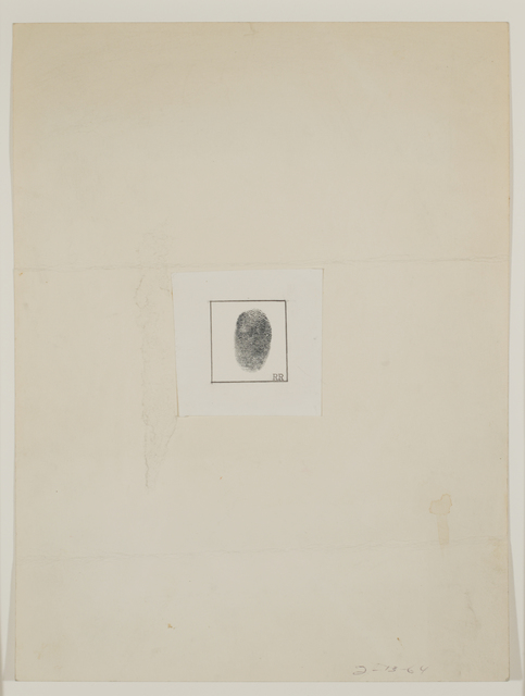 Robert Rauschenberg, 'Self-Portrait [for The New Yorker Profile]', 1964, Bowdoin College Museum of Art