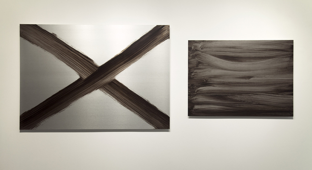 , 'Non-Painting Painting 4, diptych,' 2013, General Hardware Contemporary