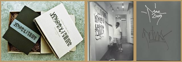 """, ' """"Vagos y Reinas""""(Vagabonds and Queens) - Limited Edition, Retna and El Mac Exhibition Catalog, Hand Signed by both Artists,' 2009, Alpha 137 Gallery"""