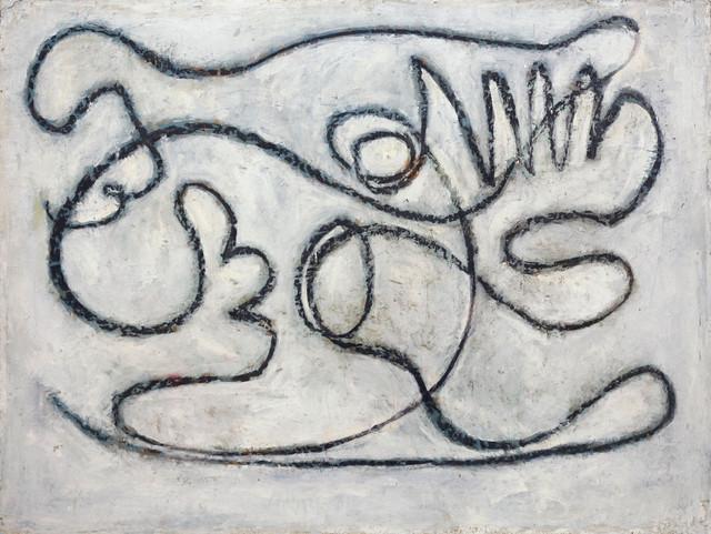 Rudolf Ray, 'Night of Wedding (Mexico)', 1968, Painting, Oil on cardboard, SUPPAN FINE ARTS