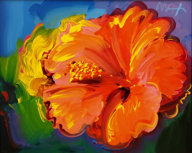 , 'Hibiscus ,' 2019, Off The Wall Gallery