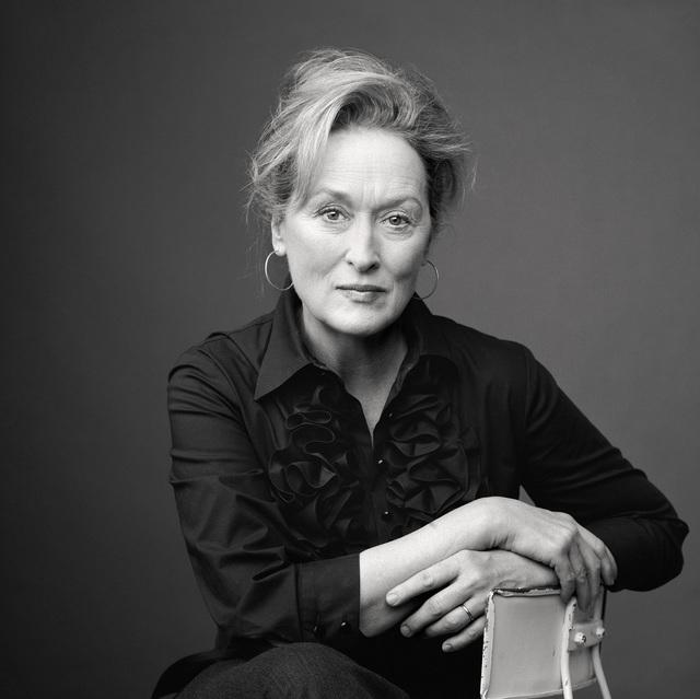 Martin Schoeller, 'Meryl Streep', 2006, Photography, Archival Pigment Print, CAMERA WORK