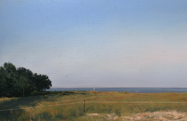 , 'Habitat, Edge of Peconic Bay,' 2005, Atrium Gallery