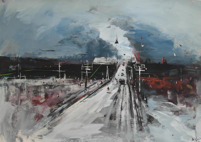 """, '""""The Road 15"""",' 2016, Krokin Gallery"""