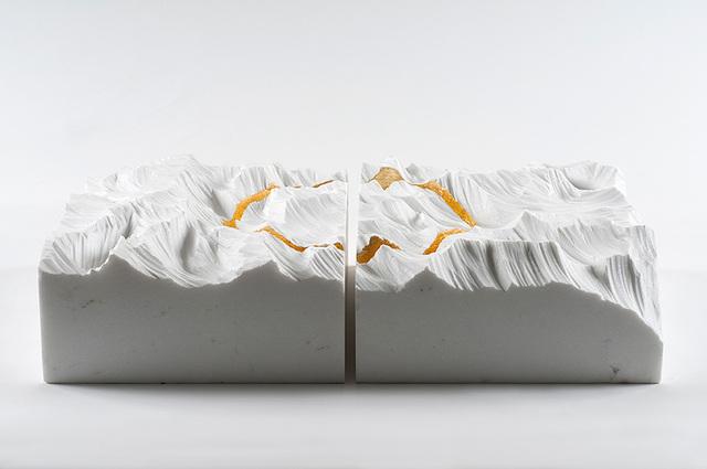 Carmen Baena, 'Áureo II', 2016, Galería BAT Alberto Cornejo