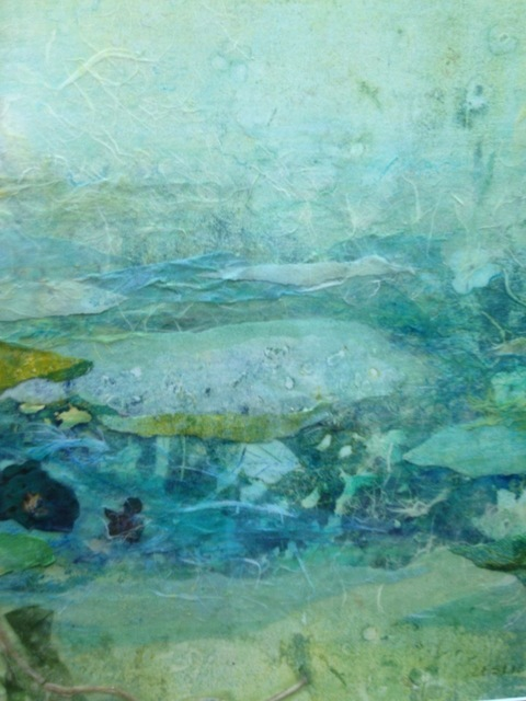 , 'Blue Mist & Shore,' , Zenith Gallery