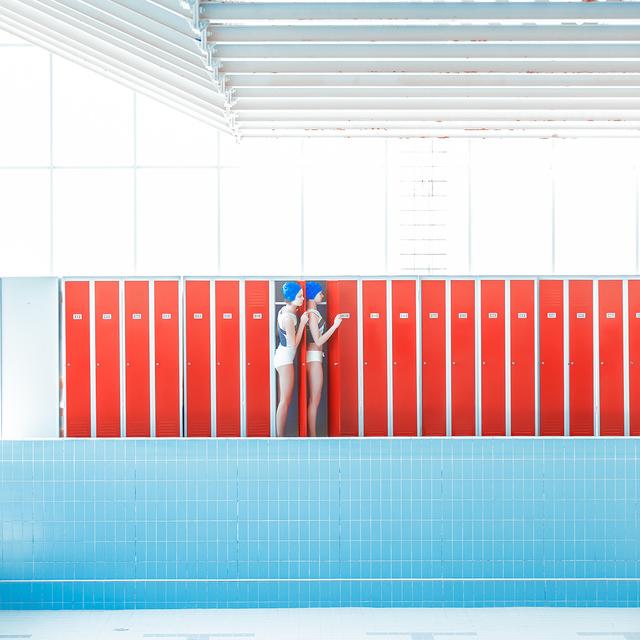 Maria Svarbova, 'Hide', Gilman Contemporary