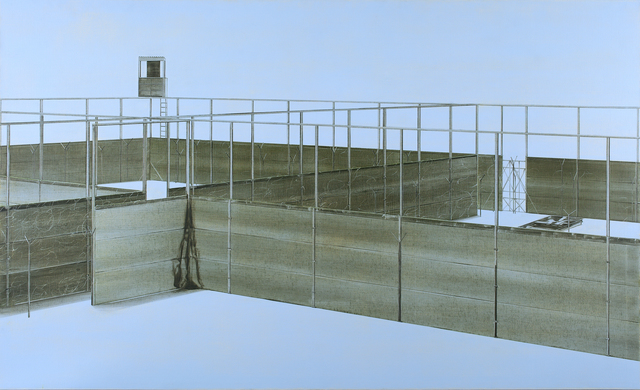 , 'Ansaar Prison IX,' 2008, Contemporary by Golconda