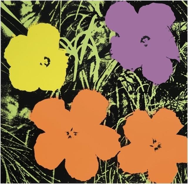 , 'Flowers,' 1970, Studio Guastalla