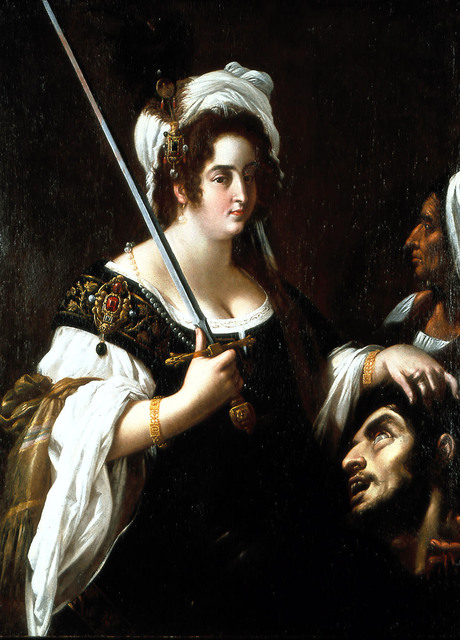 , 'Judith with the head of Holofernes,' , Robilant + Voena