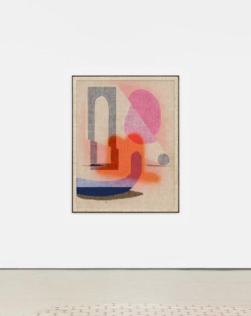 David Renggli, 'Desire Paintings: Hail al Vento', 2019, Wentrup