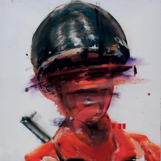 , 'Blurred Lines,' 2016, Coagula Curatorial