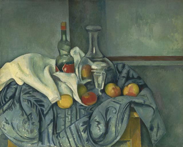Paul Cézanne, 'The Peppermint Bottle', 1893/1895, National Gallery of Art, Washington, D.C.