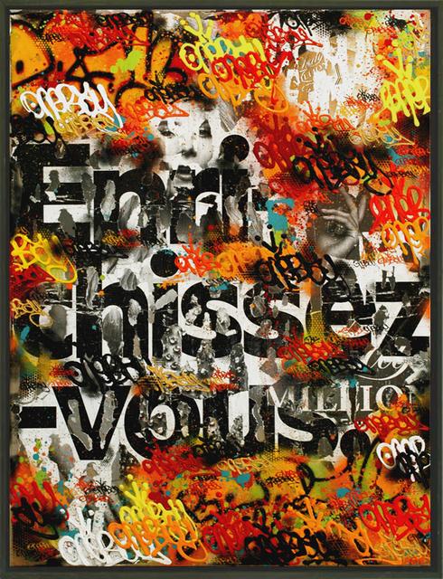 , 'Enrichissez-Vous,' 2014, Galerie Art Jingle
