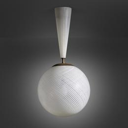 Reticello chandelier, model 5417