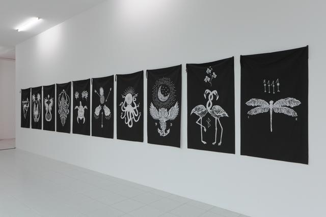 , 'Triumphs,' 2016, Museum Dhondt-Dhaenens