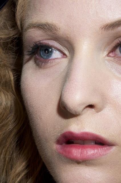 , 'Her eyes retain a devastating memory,' 2017, AA LA