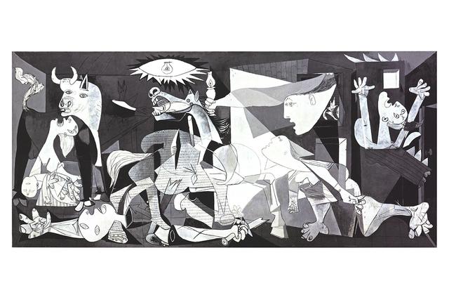 , 'Guernica,' 2017, ArtWise