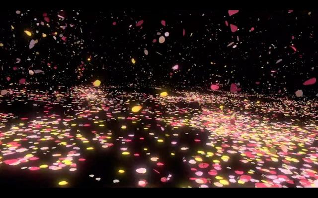 , 'Cloud of Petals Interactive VR Experience #3,' 2017, Meyohas