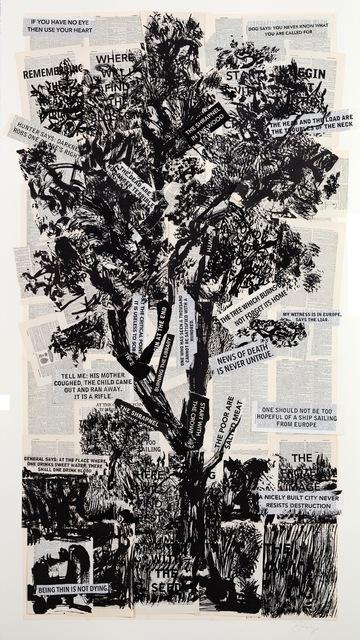 William Kentridge, 'If You Have No Eye', 2014, Whitechapel Gallery Benefit Auction