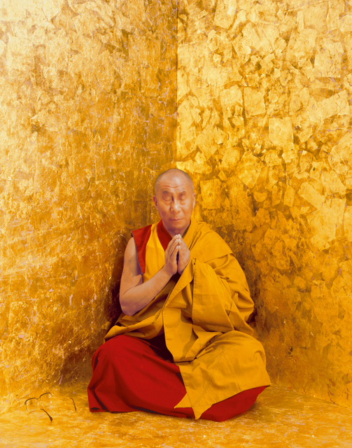 , 'Meditation - H.H. the 14th Dalai Lama,' 1996, TASCHEN