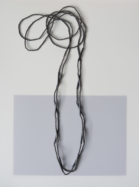 Caroline Gore, 'stitched/crossed', 2019, Gallery Loupe