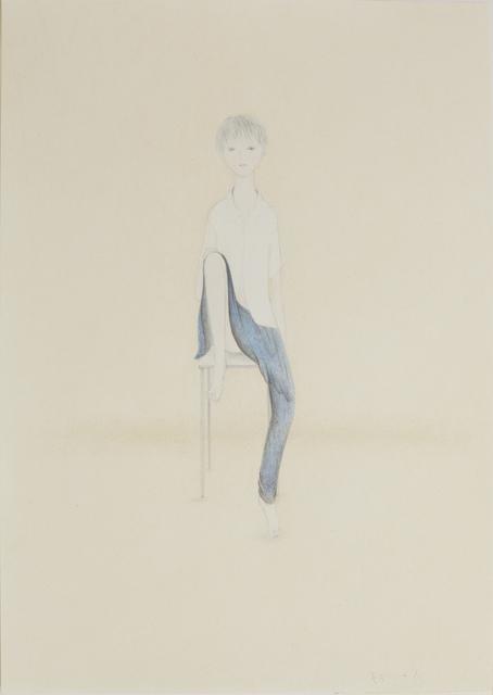 , 'A Model,' 2016, Ota Fine Arts