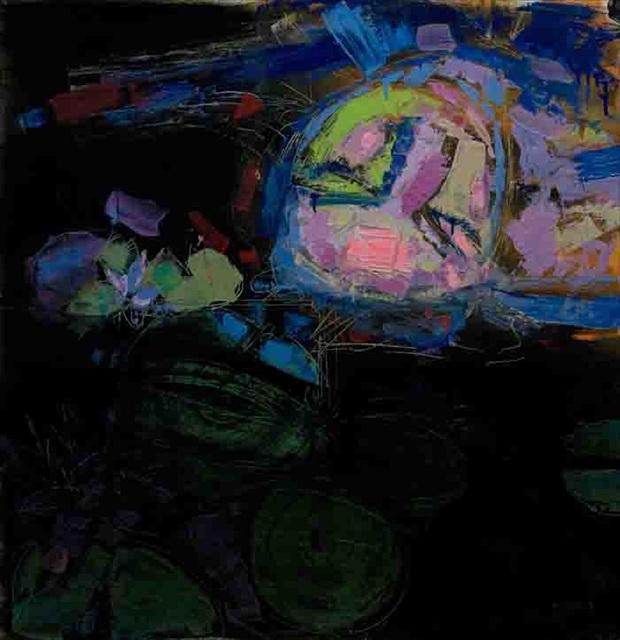 , 'Ophelia II,' 2013, Bill Lowe Gallery