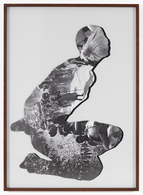 , 'Action 143-11,' 2015, Leila Heller Gallery
