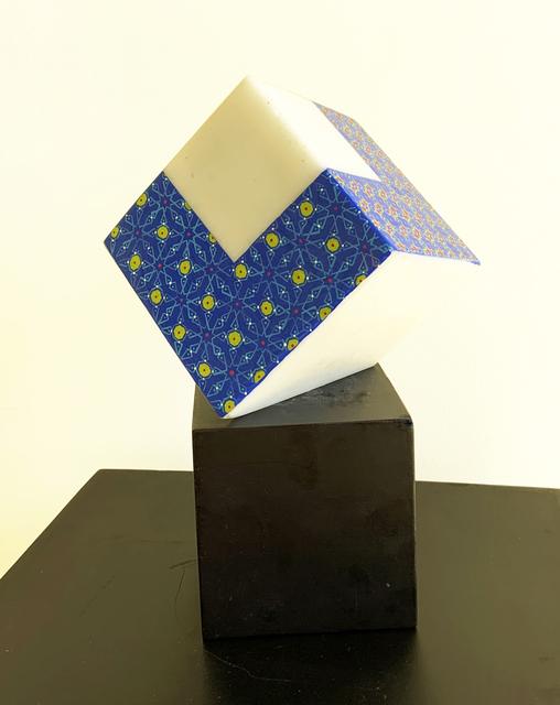 MISK, 'Marble Cube 8', 2019, Art276