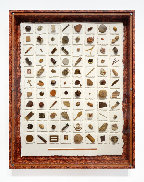 , 'Untitled (Brown) Museum,' 2004, Pavel Zoubok Fine Art