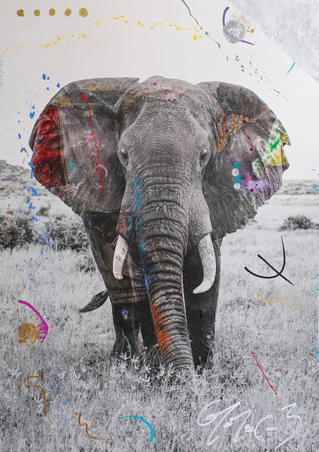 , 'Tembo 9,' , Modernbook Gallery