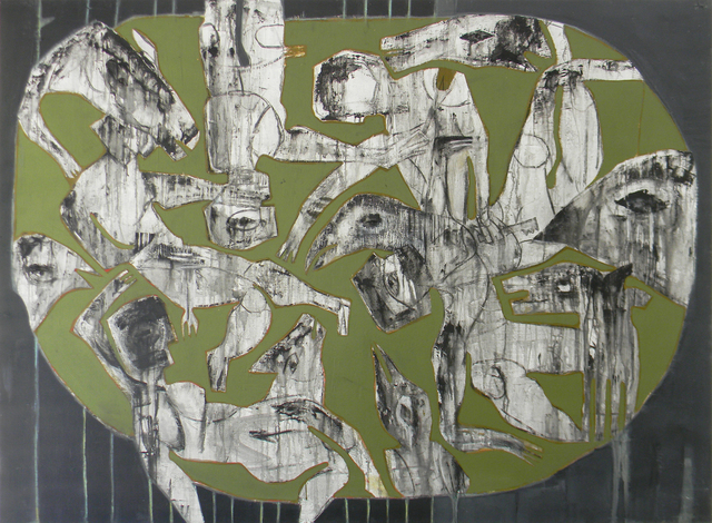 , 'The Good Swamp,' 2016, Albareh Contemporary