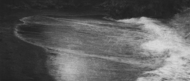 , 'Black Beach 2,' 2017, Galerie Ron Mandos